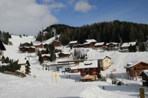 Look over Riederalp, Switzerland