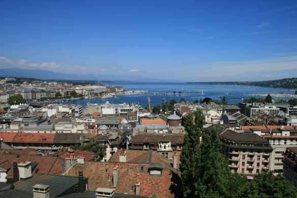 Geneva -looking-on-the-lake