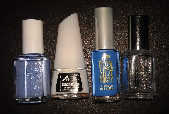 Blue-stripe-mani-products